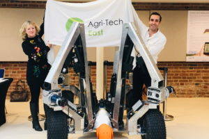 Small Robot Company launch at REAP