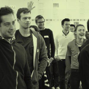 sudo grow hackathon - inspirational thinking, problem solving and prototype development