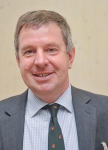 Richard Hirst, Chairman of Anglia Farmers
