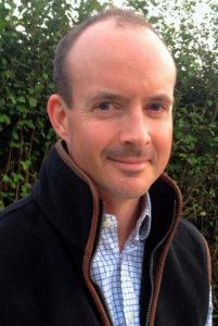 Alex Dinsdale, SOYL Area Manager for Norfolk