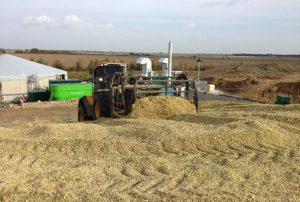 Allpress Farms Anaerobic Digeter