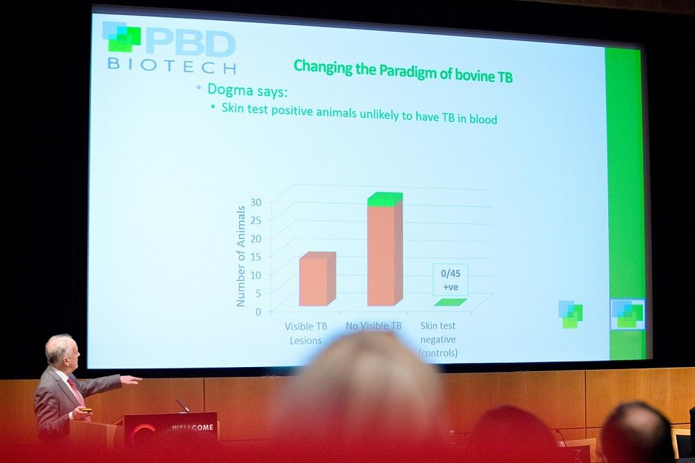 Berwyn Clarke, PBD Biotech, at REAP (2)