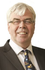 Clarke Willis, Anglia Farmers Chief Executive