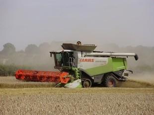 Honingham Thorpe Farms - machinery