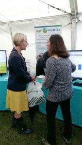 Agrimetrics at Royal Norfolk Show Innovation Hub 2017
