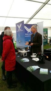 Crop Angel at Royal Norfolk Show Innovation Hub 2017