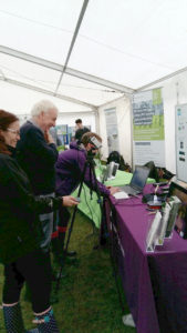 University of Essex at Royal Norfolk Show Innovation Hub 2017