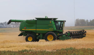 John Deere at the forefront of agricultural equipment manufacturing for 180 years