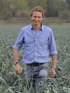 Patrick Allpress, Farm Director, Allpress Farms