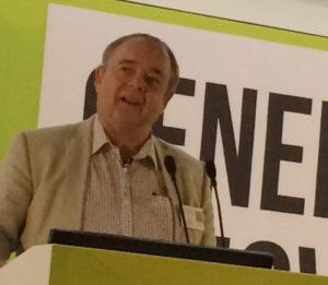 Peter Cowley at VFE edit