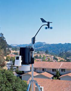 ProData weather station