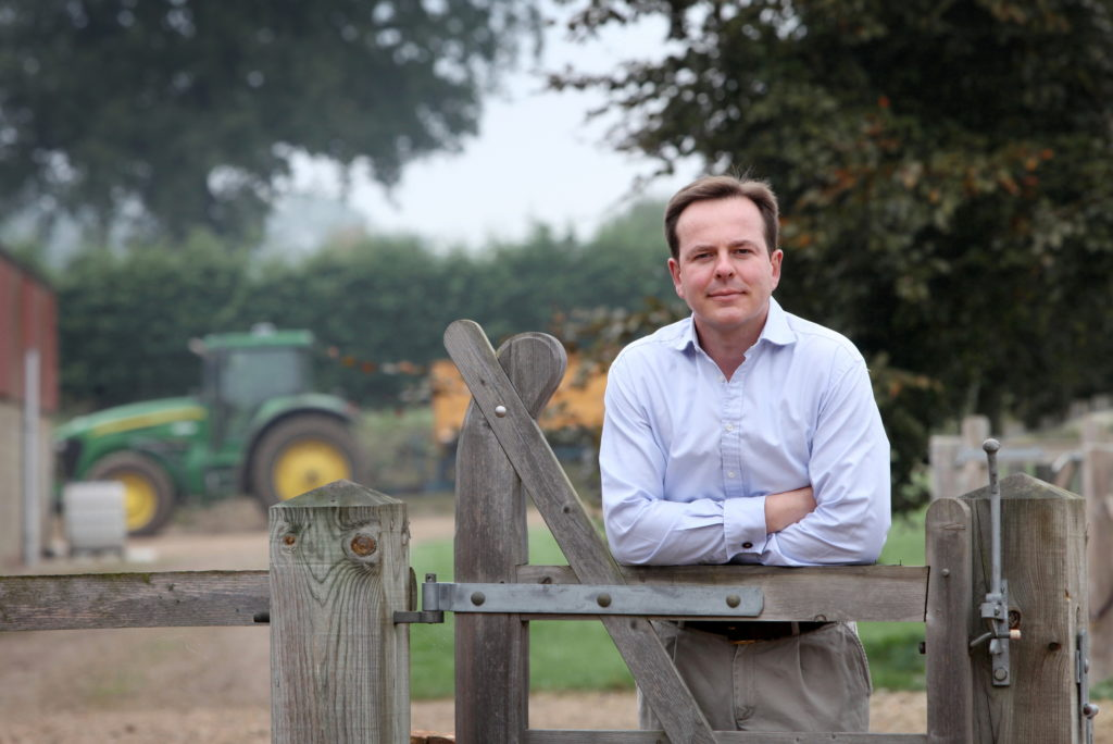 Rob Alston, Managing Director of Silfield, will be at the final of Agri-Tech East's GROW business plan competition