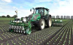 Robocrop InRow eRotor 20 row