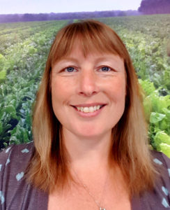 Vicky Foster, Head of BBRO